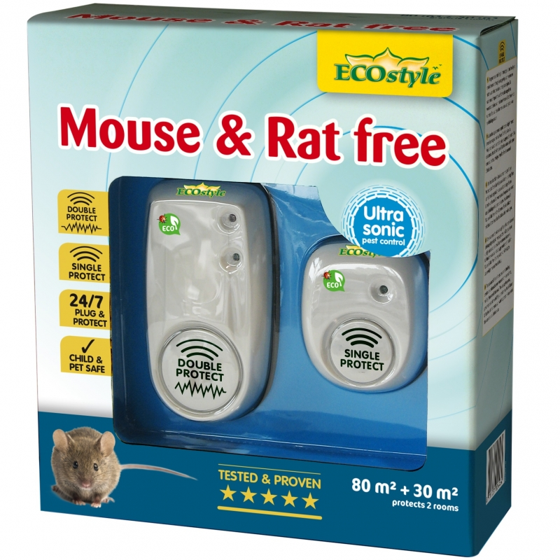 Mouse & Rat free 80+30