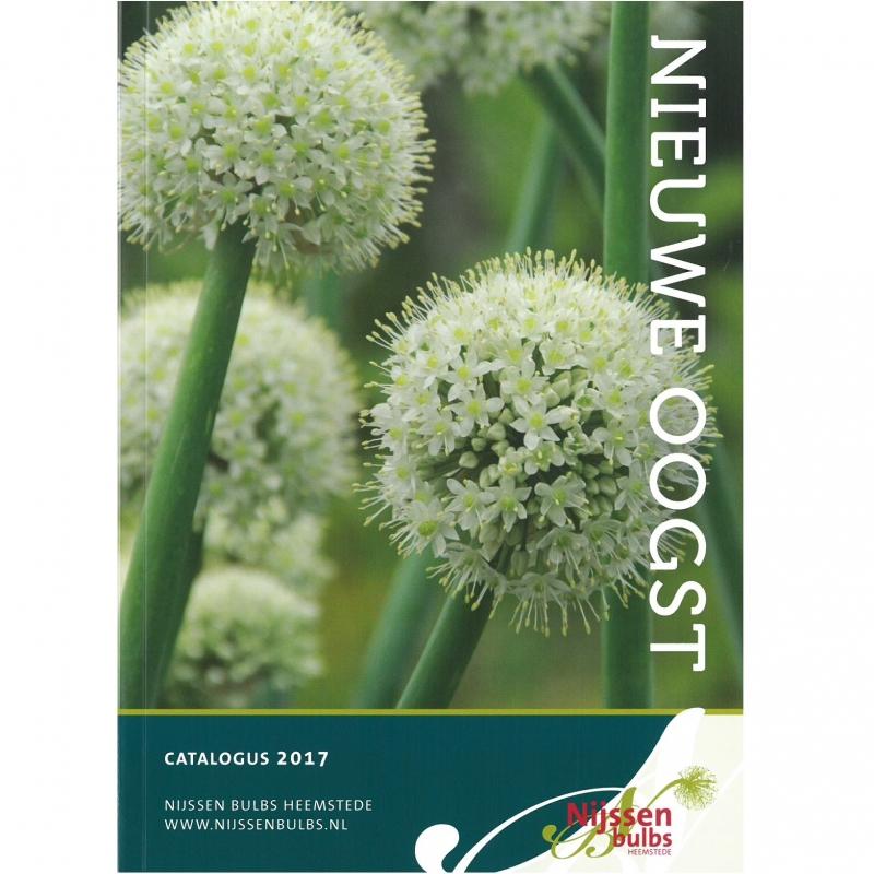Catalogus Nieuwe Oogst 2017