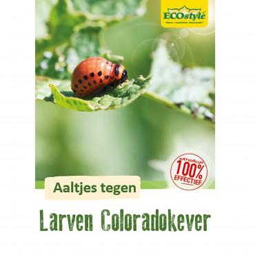 Aaltjes tegen larven coloradokever H 5 mln/10 m²