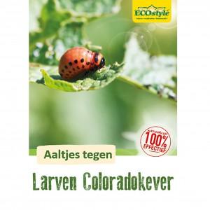 Aaltjes tegen larven coloradokever H 25 mln/50 m²