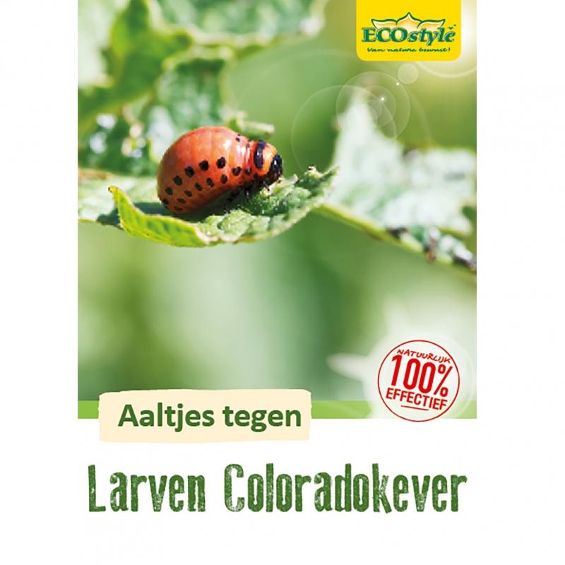 Aaltjes tegen larven coloradokever H 50 mln/100 m²