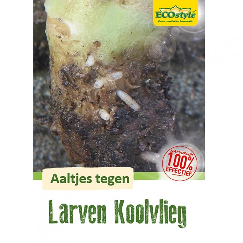 Aaltjes tegen larven koolvlieg FC 10 mln/60 m²