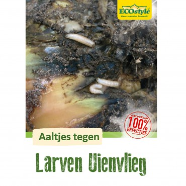 Aaltjes tegen larven uienvlieg FC 10 mln/60 m²
