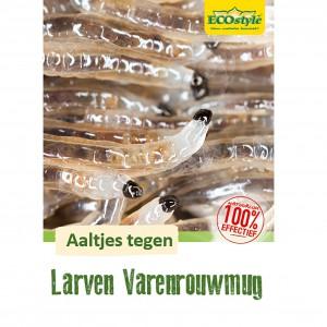 Aaltjes tegen larven varenrouwmug F 50 mln/100 m²