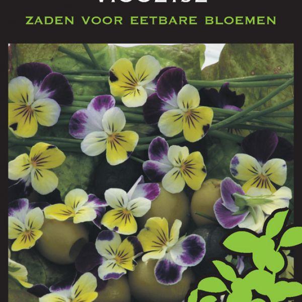 Viooltje, eetbare bloemen