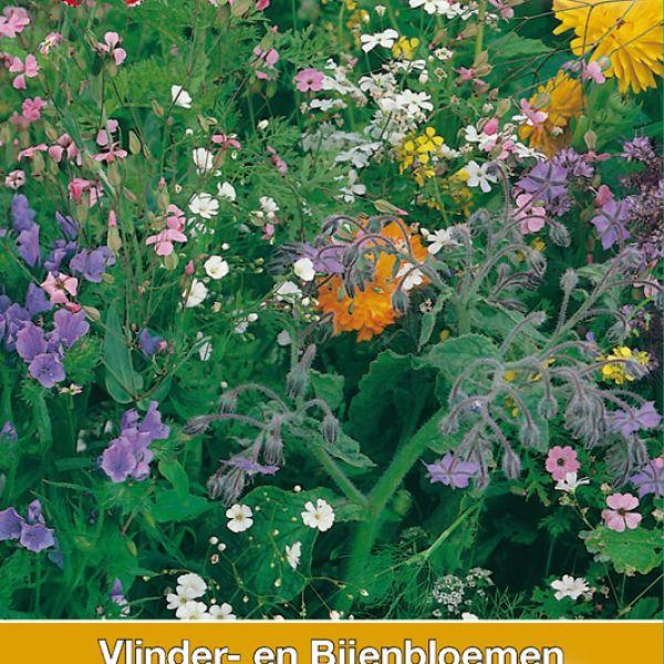 Vlinder- en Bijenbloemen mengsel