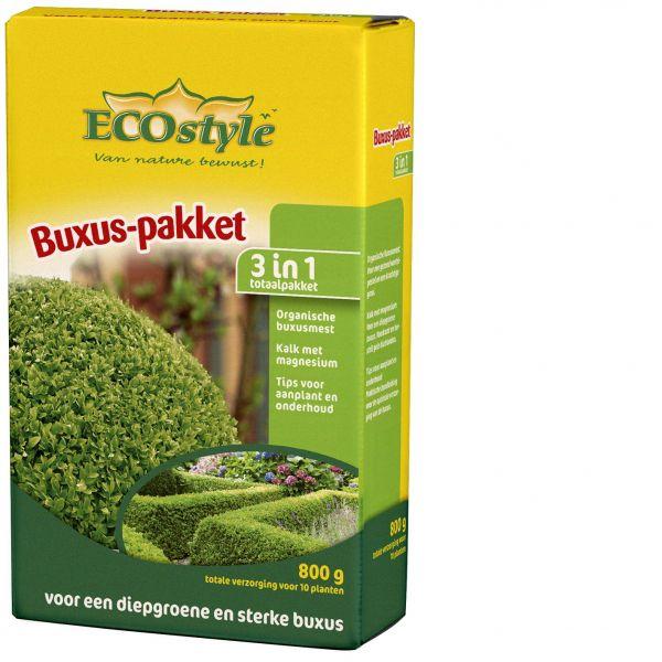 Buxus-pakket 800 g