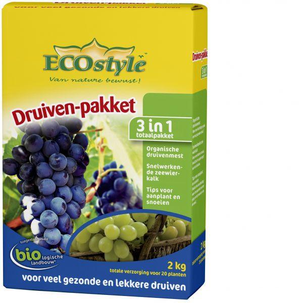 Druiven-pakket 2 kg