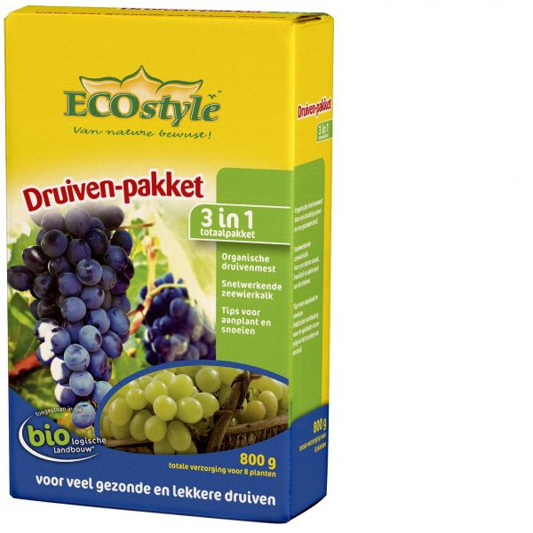 Druiven-pakket 800 g