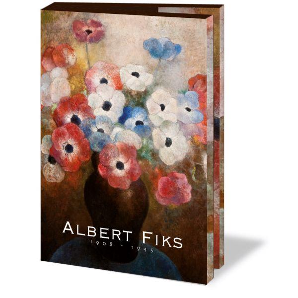 Kaartenmapje Albert Fiks