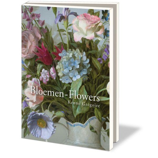Kaartenmapje Bloemen - Flowers