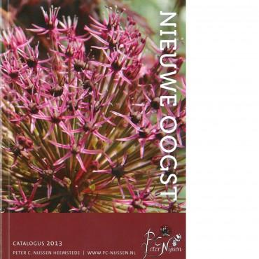 Catalogus Nieuwe Oogst 2013