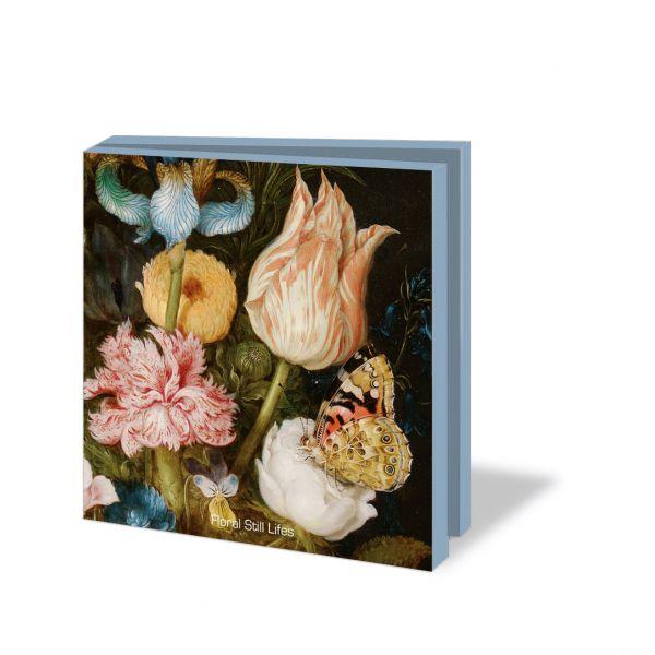 Kaartenmapje Floral Still Lifes