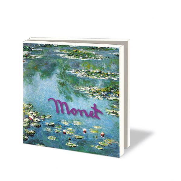 Kaartenmapje Monet