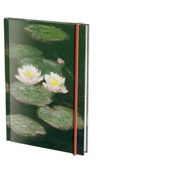 Notebook A5 Claude Monet
