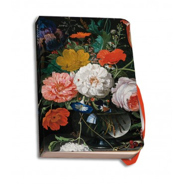 Notebook Softcover Flowers - Mignon