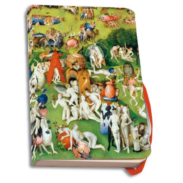 Notebook Softcover Tuin der Lusten