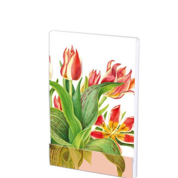 Notepad Tulips
