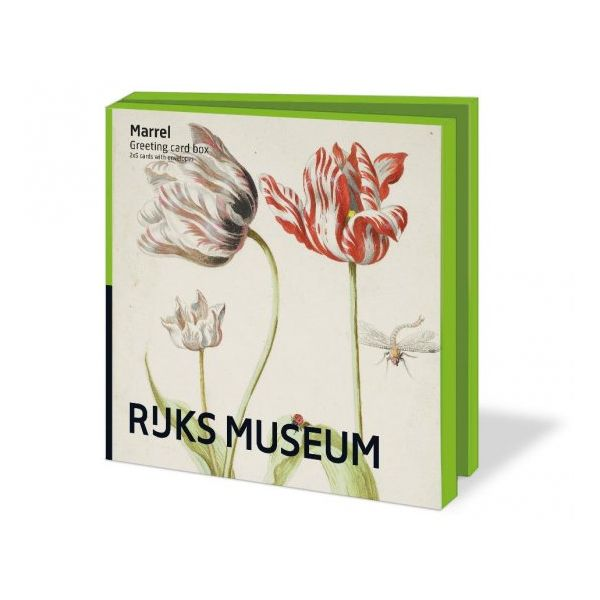 Kaartenmapje Tulips Rijksmuseum