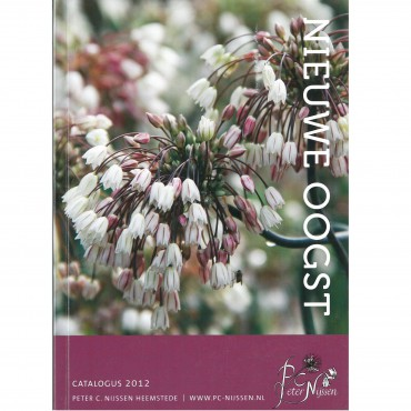 Catalogus Nieuwe Oogst 2012
