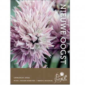 Catalogus Nieuwe Oogst 2014