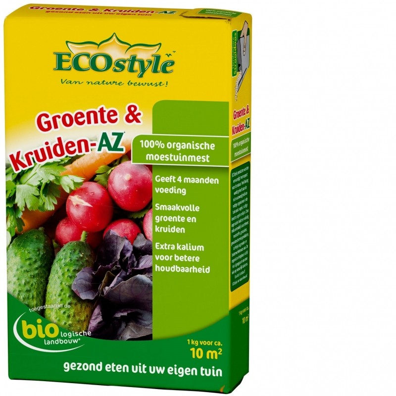Groente & Kruiden-AZ 1 kg
