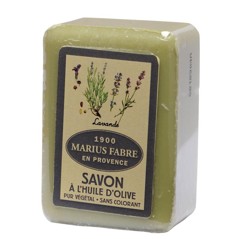 Savonnette Lavande à l'huile d'olive 150 gram