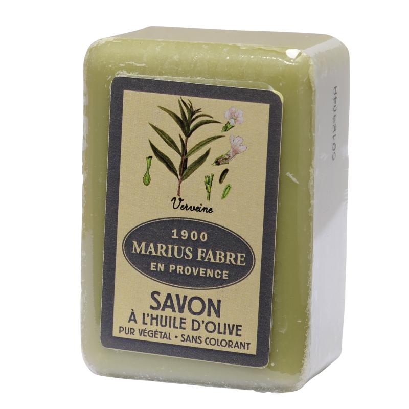 Savonnette Verveine à l'huile d'olive 150 gram